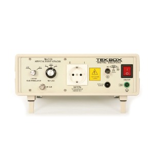 [Tekbox TBLC08] 50uH 8A AC Line Impedance Stabilisation Network (LISN)